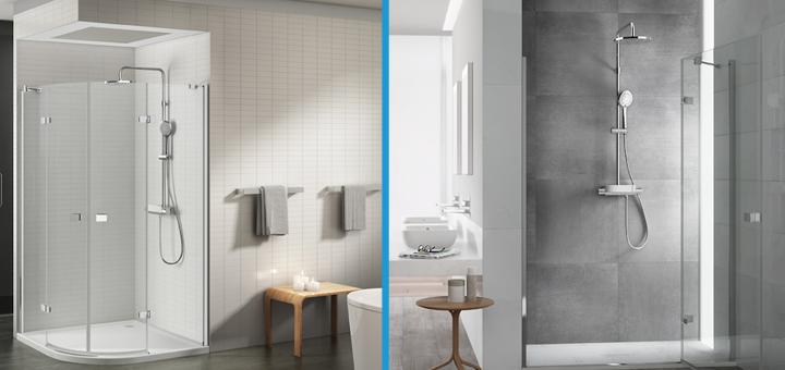 Mamparas de ducha y mamparas de bañera al mejor precio