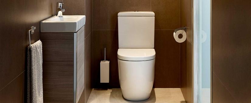 Sácale el máximo partido a tu cuarto de baño pequeño!
