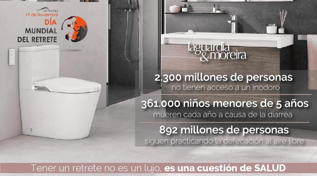 El 19 de Noviembre se celebra el día internacional del WC