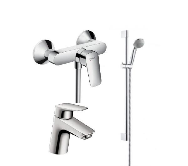 PACK LOGIS ducha y lavabo