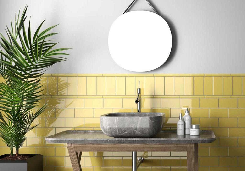 Pantone en tu baño Laguardia & Moreira