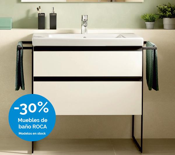 Muebles ROCA con descuento en Laguardia & Moreira